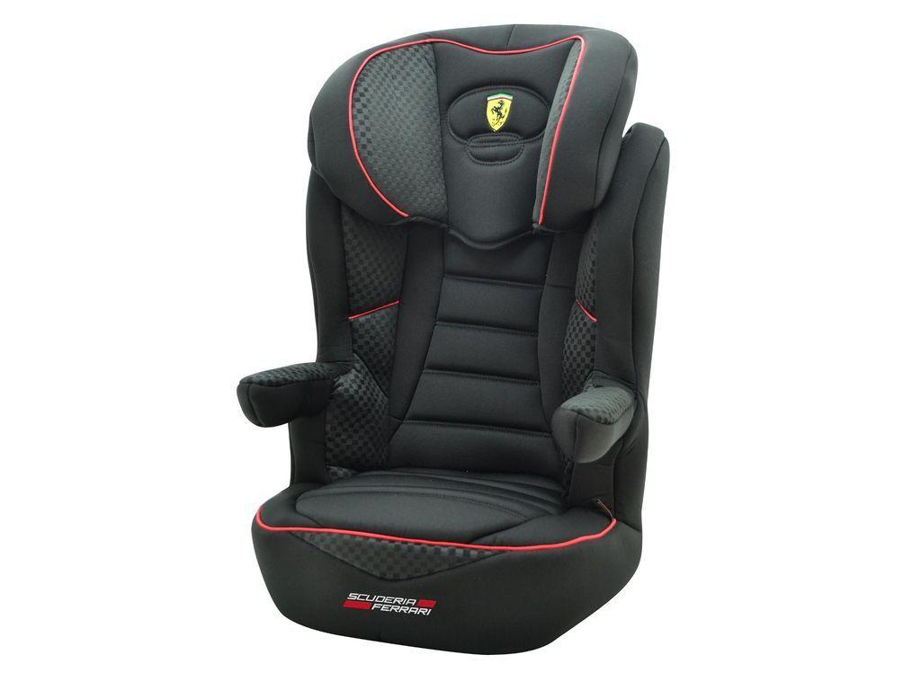 Ferrari Black R-Way SP Group 2-3 Car Seat | Baby & Toddler ...