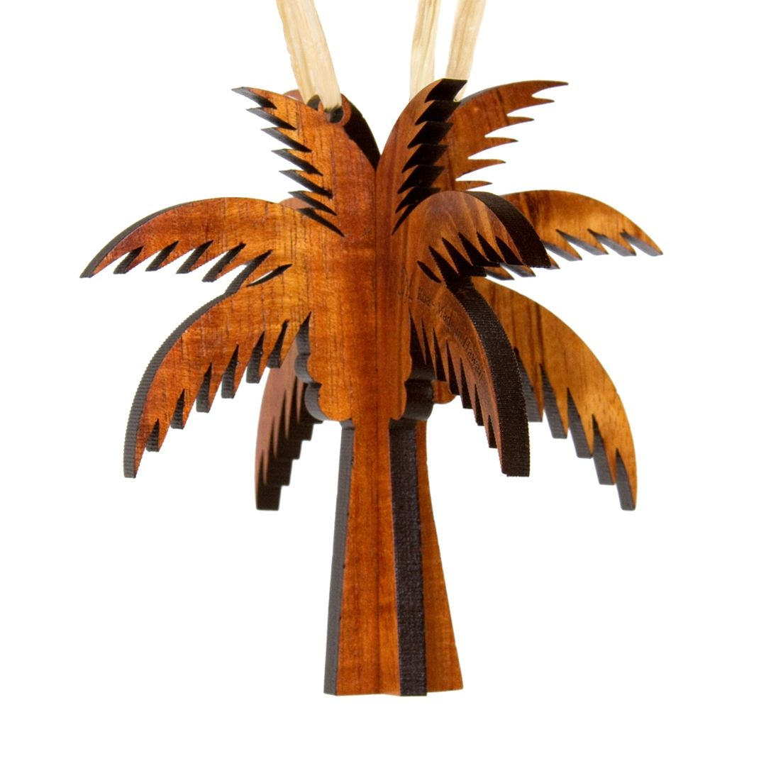 Koa Coconut Tree Proud To Be An American Made Product