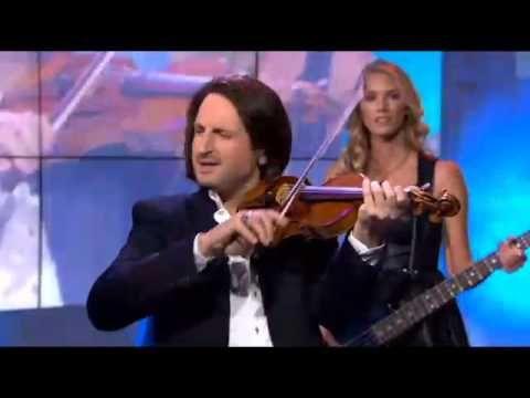 Edvin Marton Performs With A $7 Million Dollar Stradivarius
