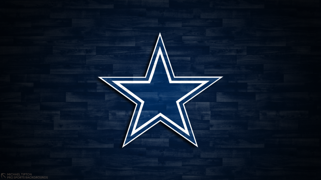 Dallas Cowboys 2019 Desktop Logo Wood Wallpaper V1 Dallas Cowboys Wallpaper Dallas Cowboys Cowboys