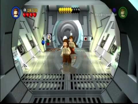 Lego Star Wars The Complete Saga Episode 1 Part 1 | Twilight ...