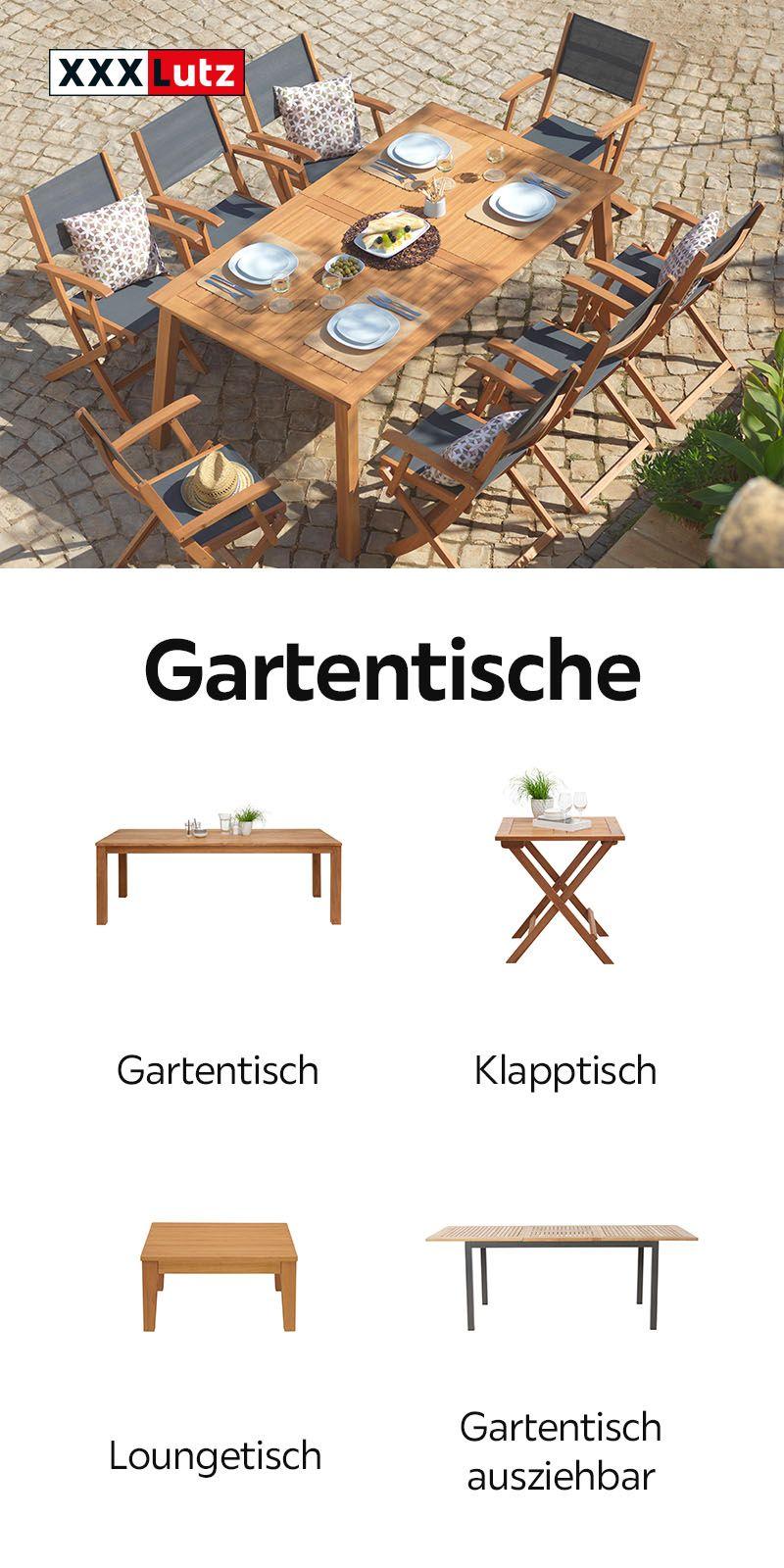 Gartentische Klapptisch Loungetisch Gartentisch Ausziehbar
