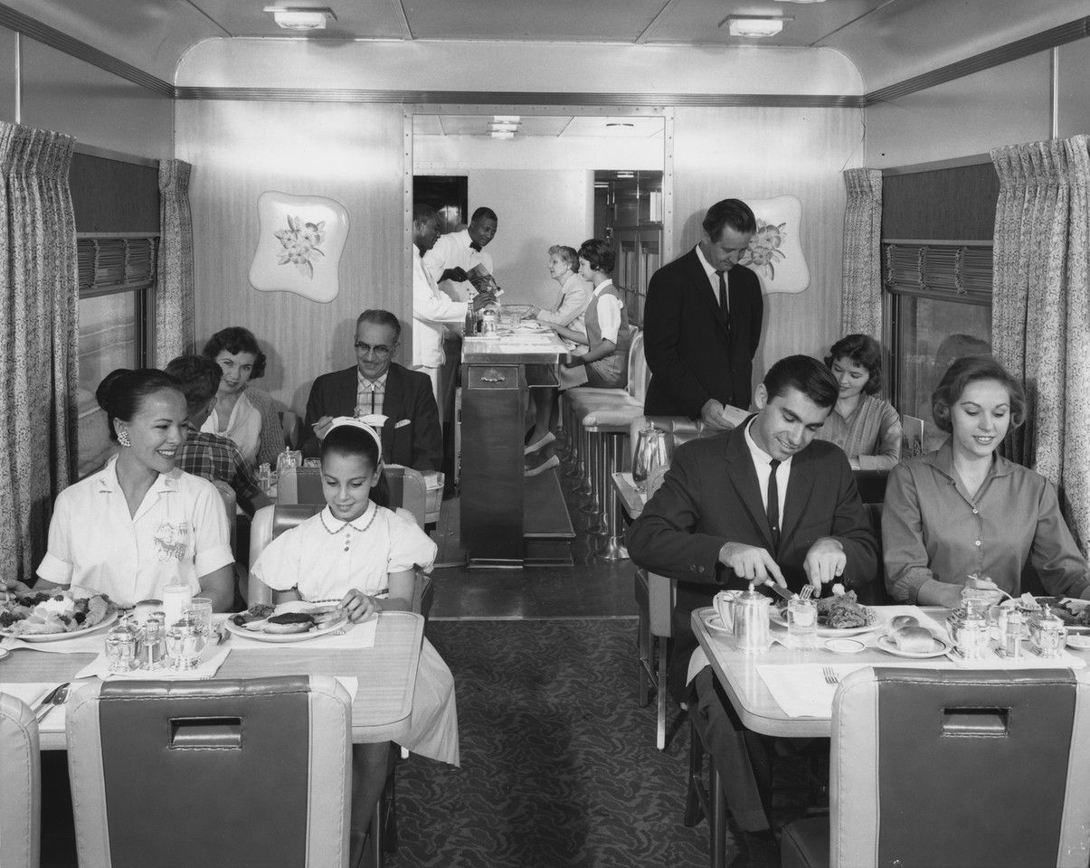 Best UP Passenger Car Interior UPRR Photo Railroad Photos Pinterest Car interiors Union pacific railroad and Train travel