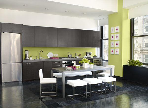 Living Room Kitchen Color Schemes kitchen color ideas & inspiration | decor miscellaneous | pinterest