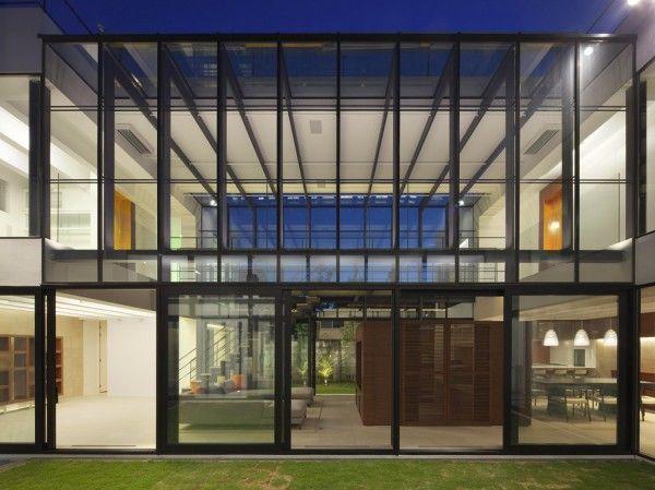 Residence modern interior