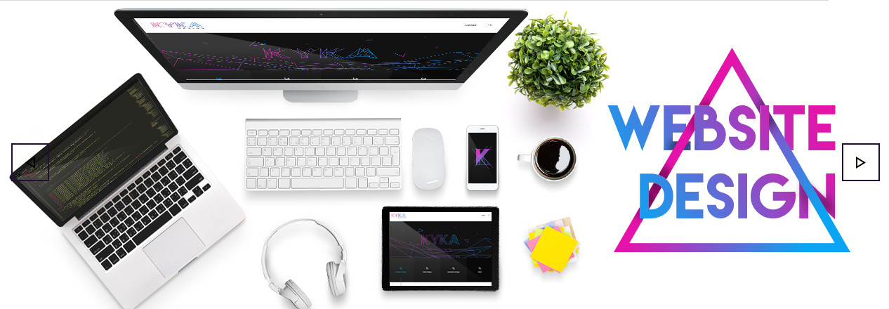 Kyka We Re A Team Of Like Minded Individuals From Around The World With A Passion For Design Web Development Design Web Design Design
