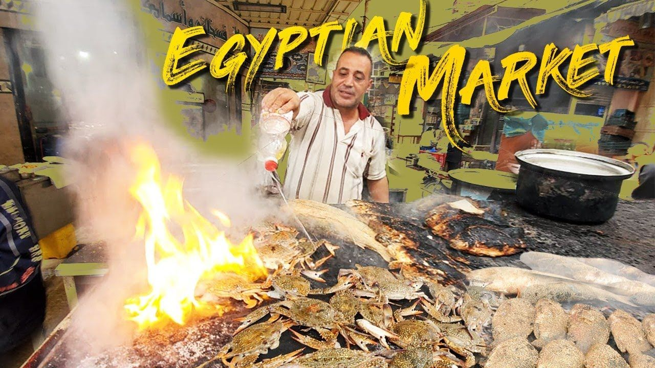 Best egyptian seafood market seafood traditional