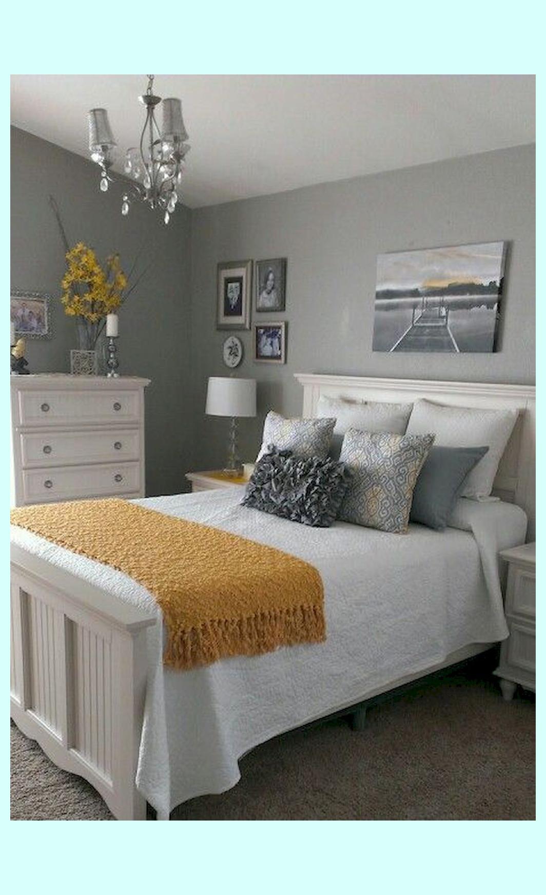 70 Bright Yellow Bedroom Decor Ideas Bedroomdecor Yellow