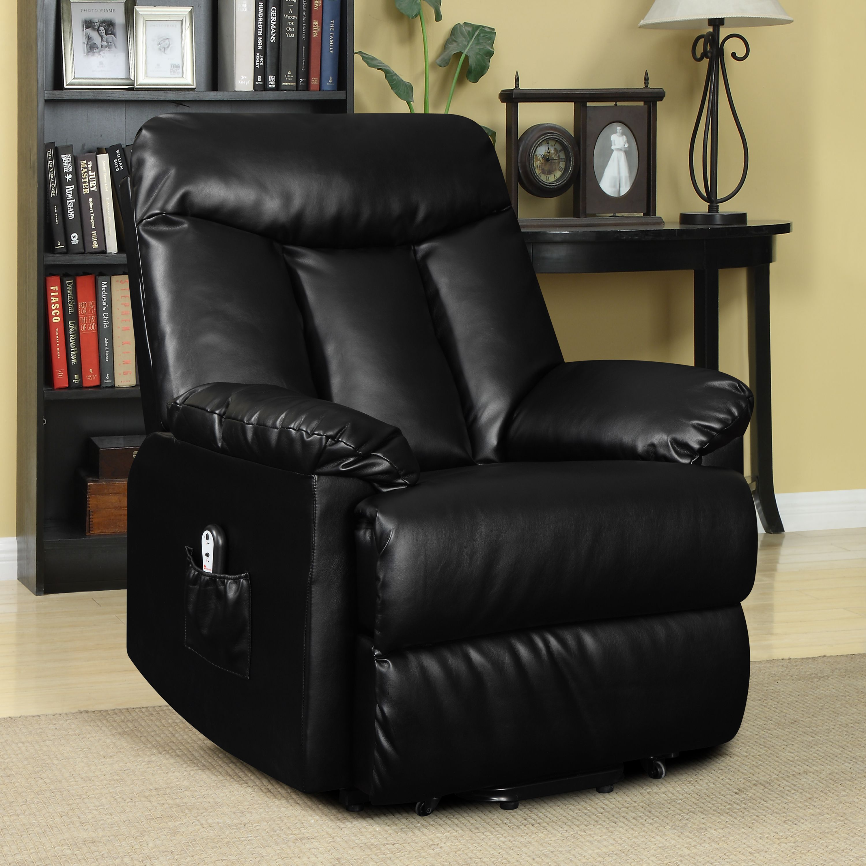 Marvelous The Prolounger Lya Lift Recliner Chair Makes Getting Out Of Onthecornerstone Fun Painted Chair Ideas Images Onthecornerstoneorg