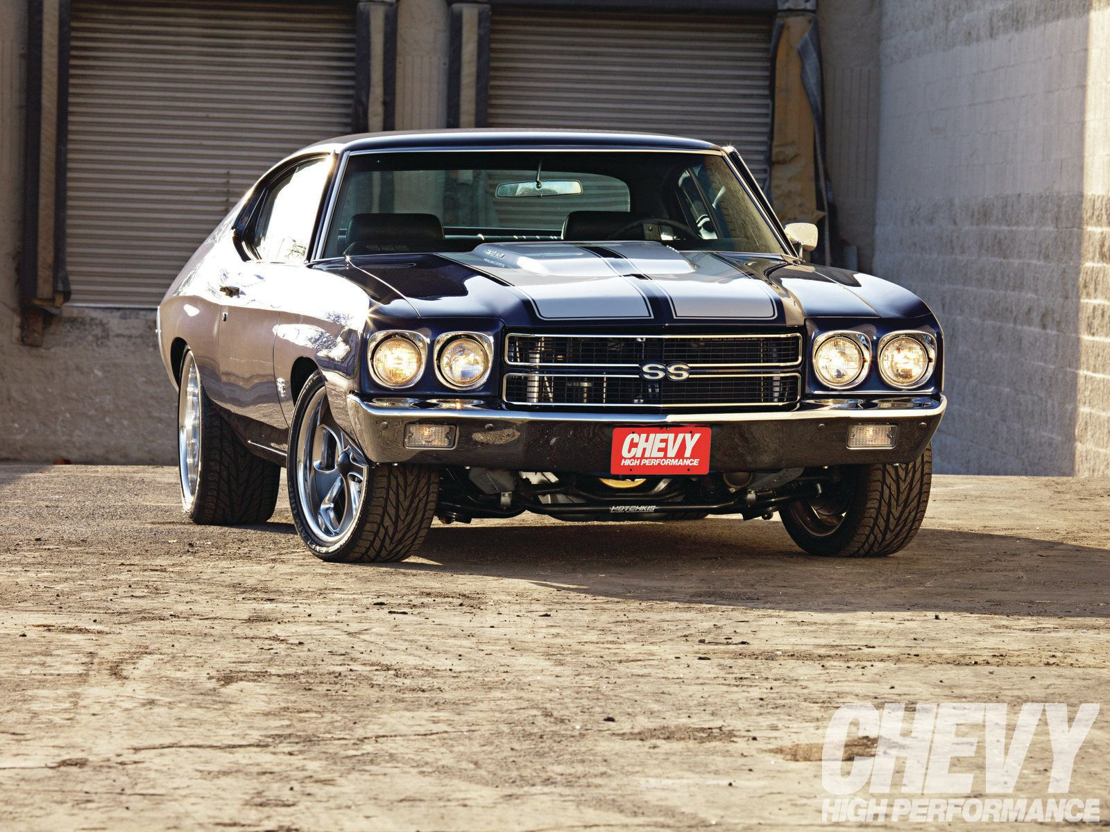 1970 Chevrolet Chevelle Maintenance restoration of old vintage