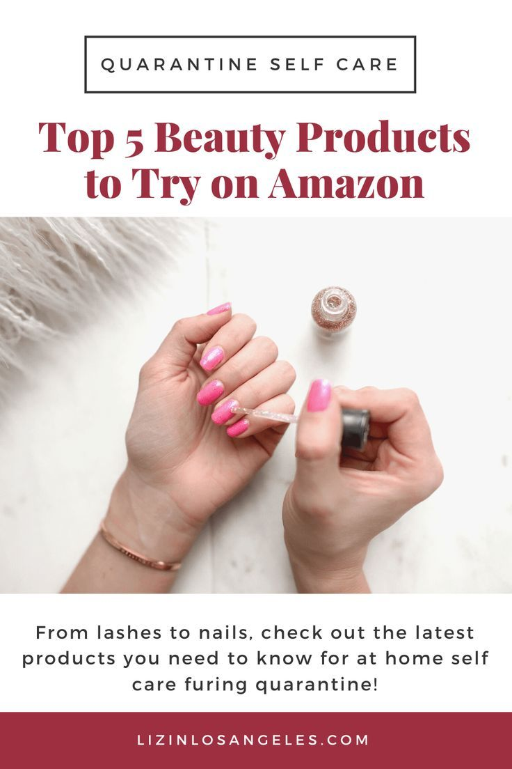 Top 5 Beauty Products to Try on Amazon Liz in Los