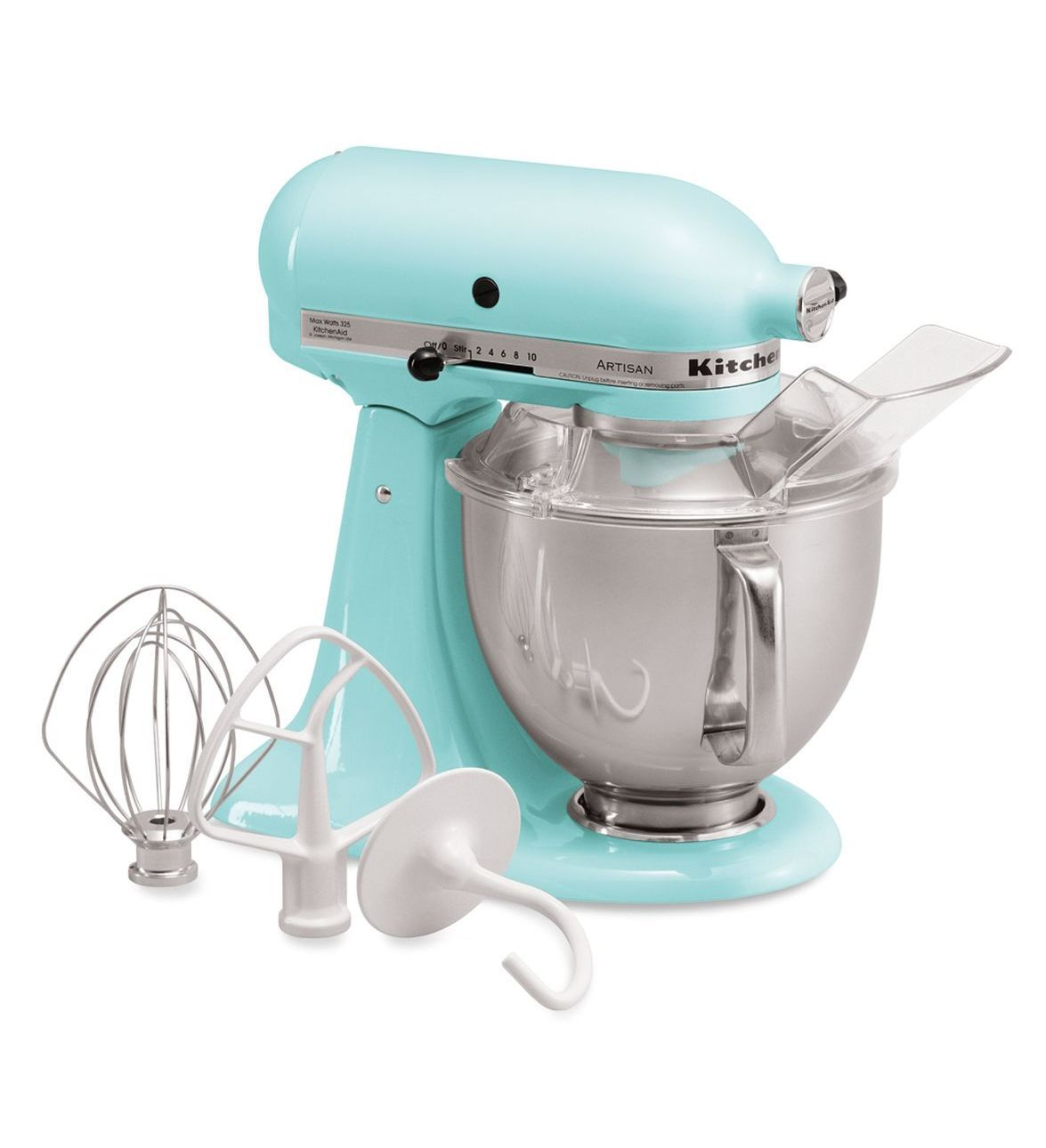 Enter to win a KitchenAid Artisan 5-quart mixer in your choice of ...