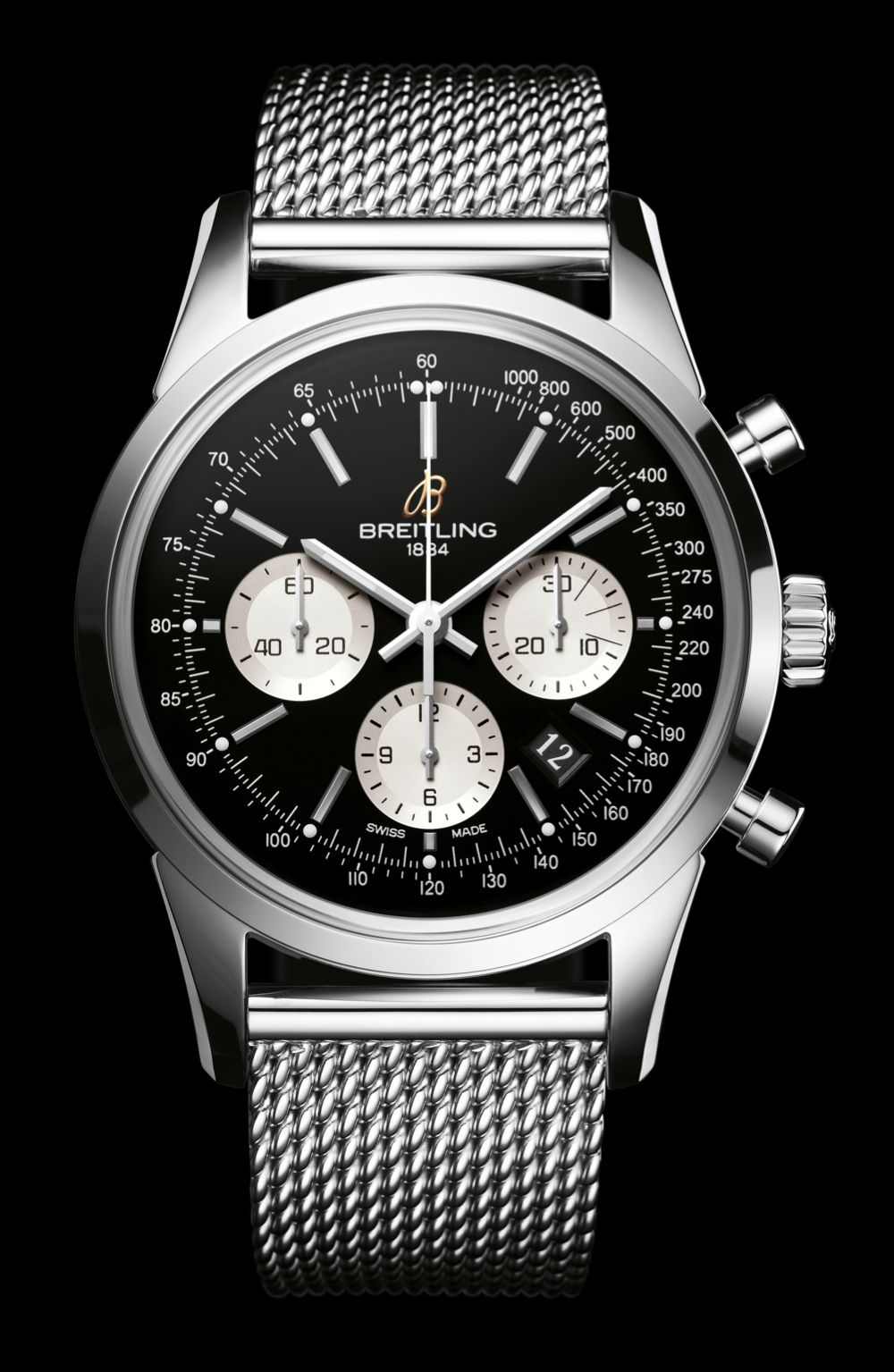 best sneakers c2fd1 e7ad3 Breitling Transocean Chronograph Caliber 01 | Watch | 腕時計 ...