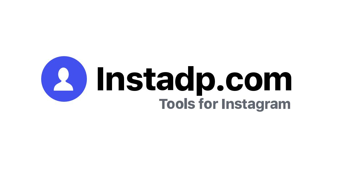 Instadp View Insta Dp At Full Size Instagram Profile Picture Profile Picture Insta Dp Viewer Insta Dp