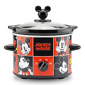 Exceptionnel Mickey Mouse Slow Cooker   1432755