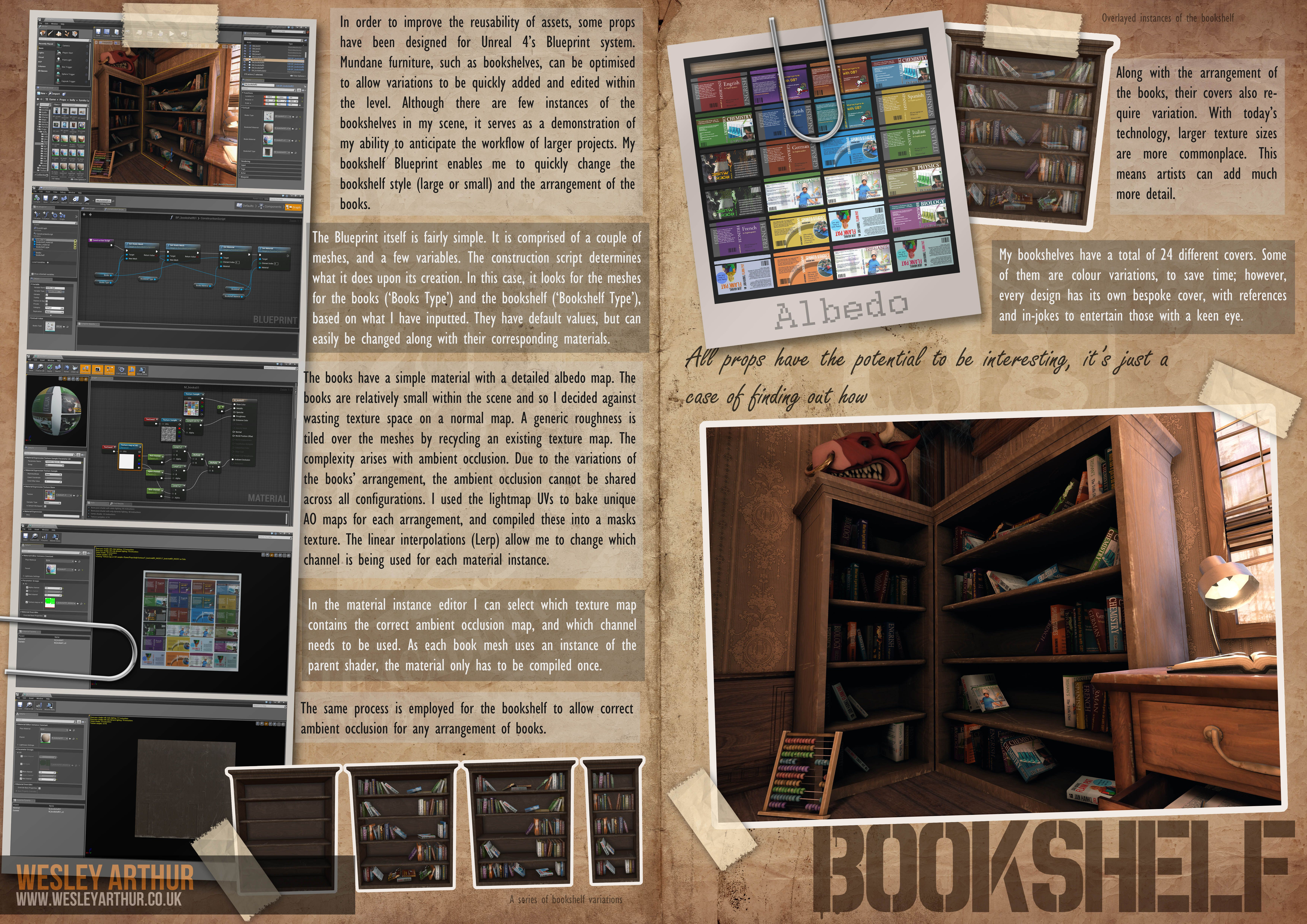Bully ue4 art book unreal engine 4 pinterest art and book book malvernweather Choice Image