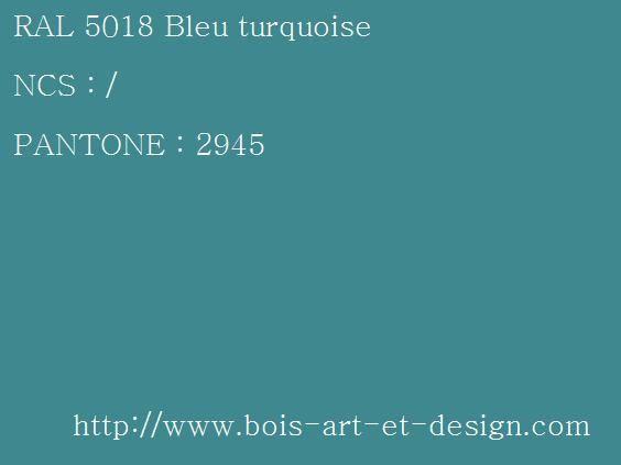 Ral 5018 Bleu Turquoise Jpg 564 423 Pantone Colours Turquoise