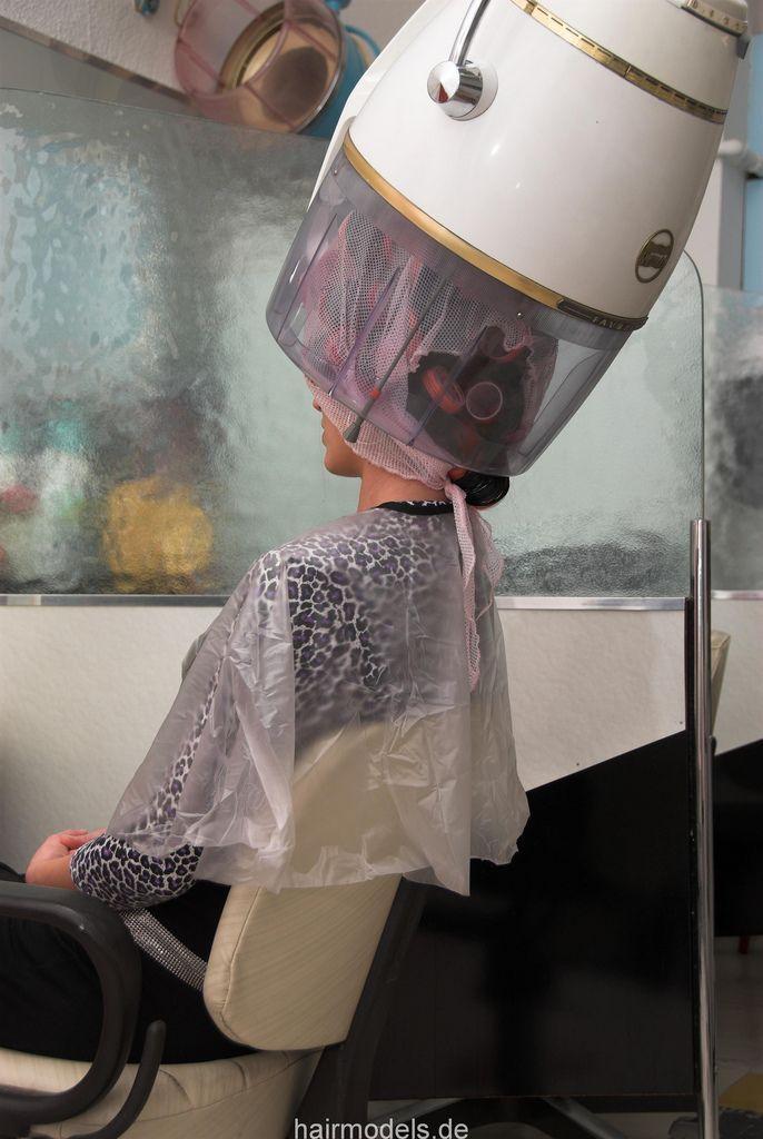 cape de protection Friseur hairdresser peluqueria