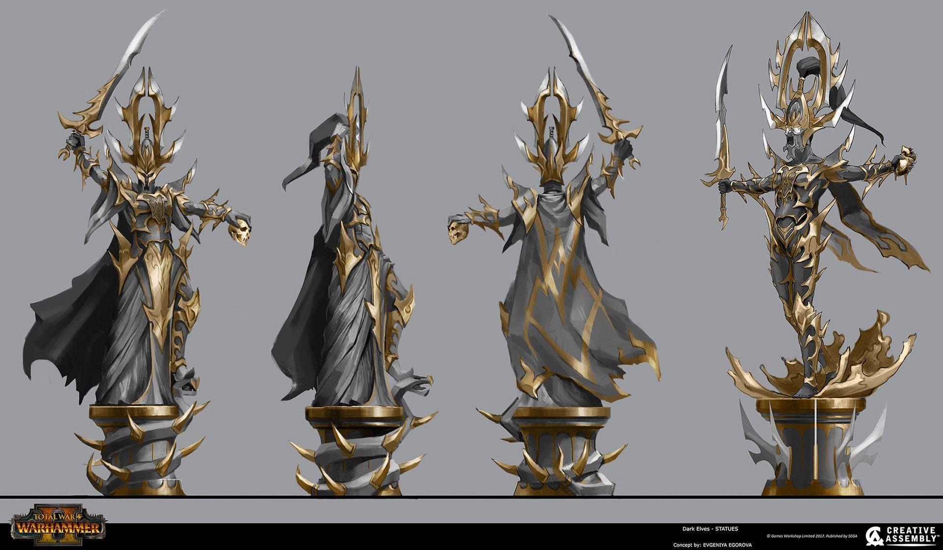 The Art Of Total War Warhammer II Warhammer, Warhammer