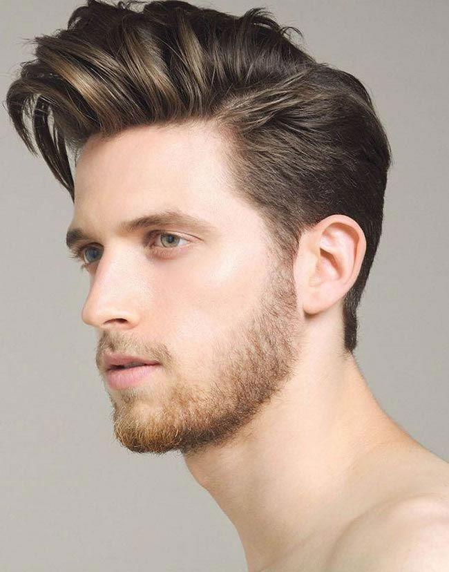 Haircuts For Guys With Round Faces Haircuts Pompadour And - Hairstyle for boy with round face