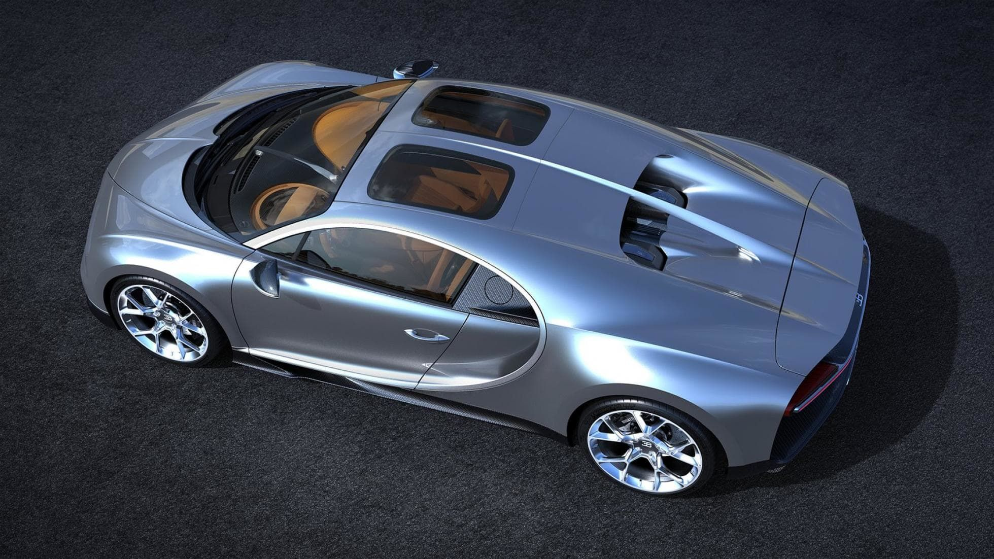 The Bugatti Chiron Now Gets The World S Poshest Sunroof Bugatti Chiron Bugatti Car Wheels Rims