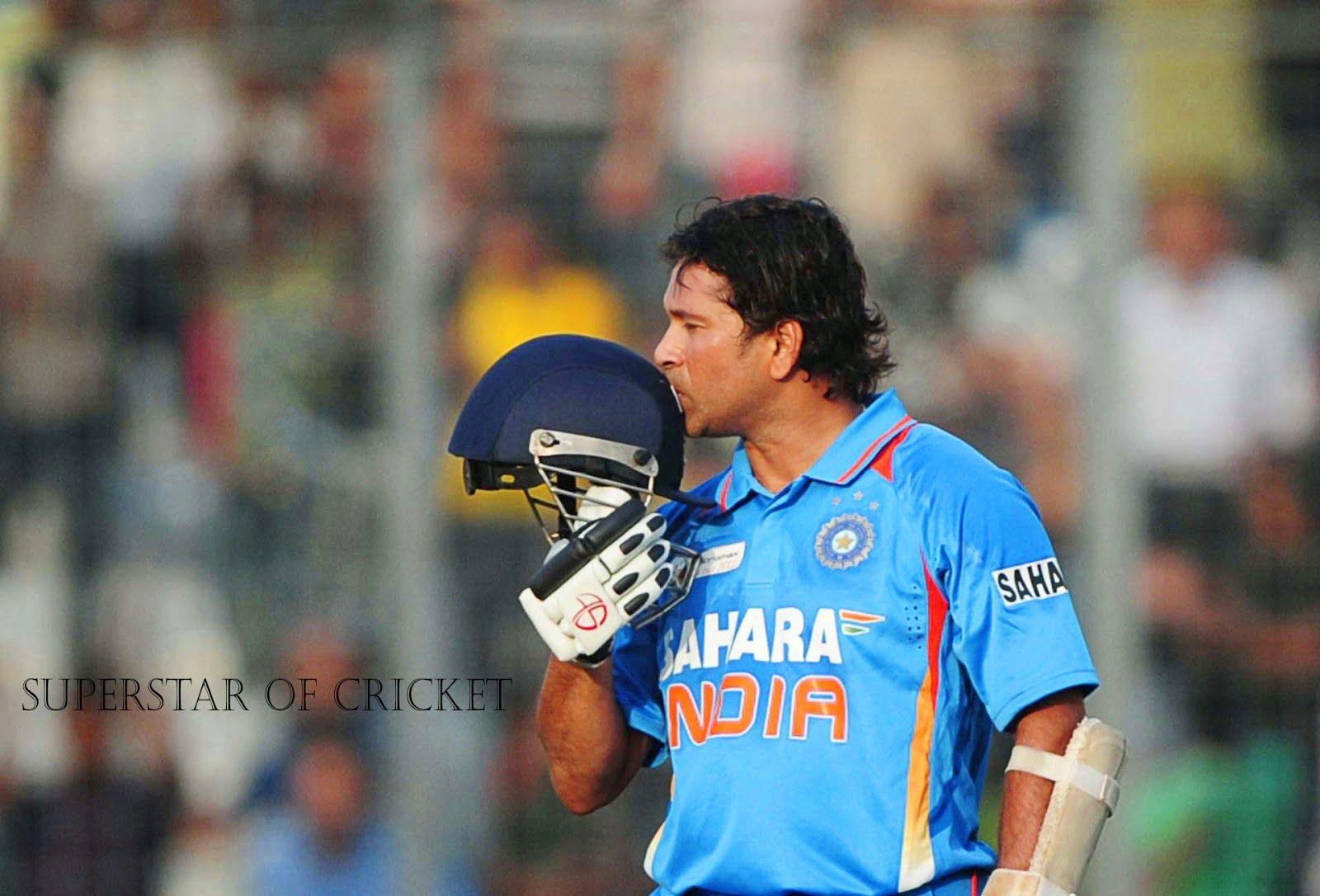 Indian Cricket Hd Wallpapers: Wallpaper's Station: Sachin Tendulkar