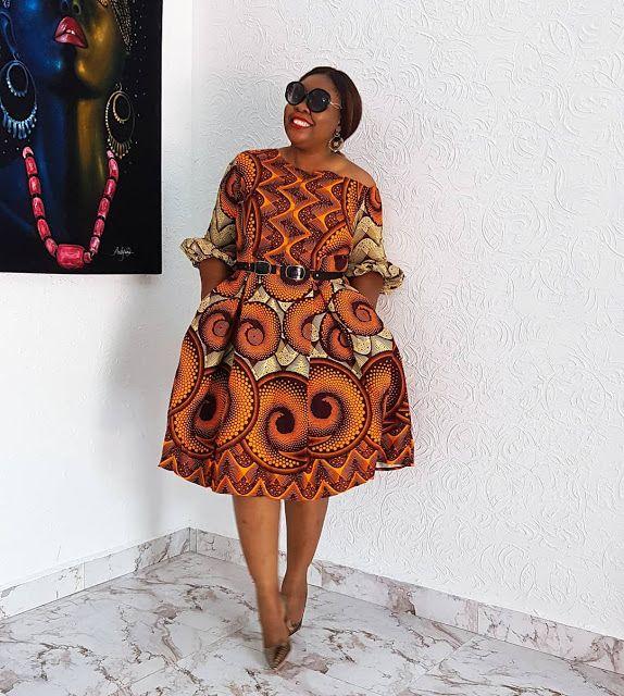 2019/2020 Latest Ankara Styles to Spice your Fashion