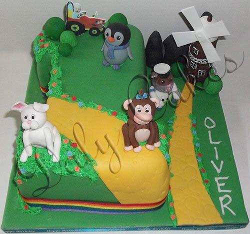 1st birthday baby jake cake | Jake cake, Cake, 1st birthday