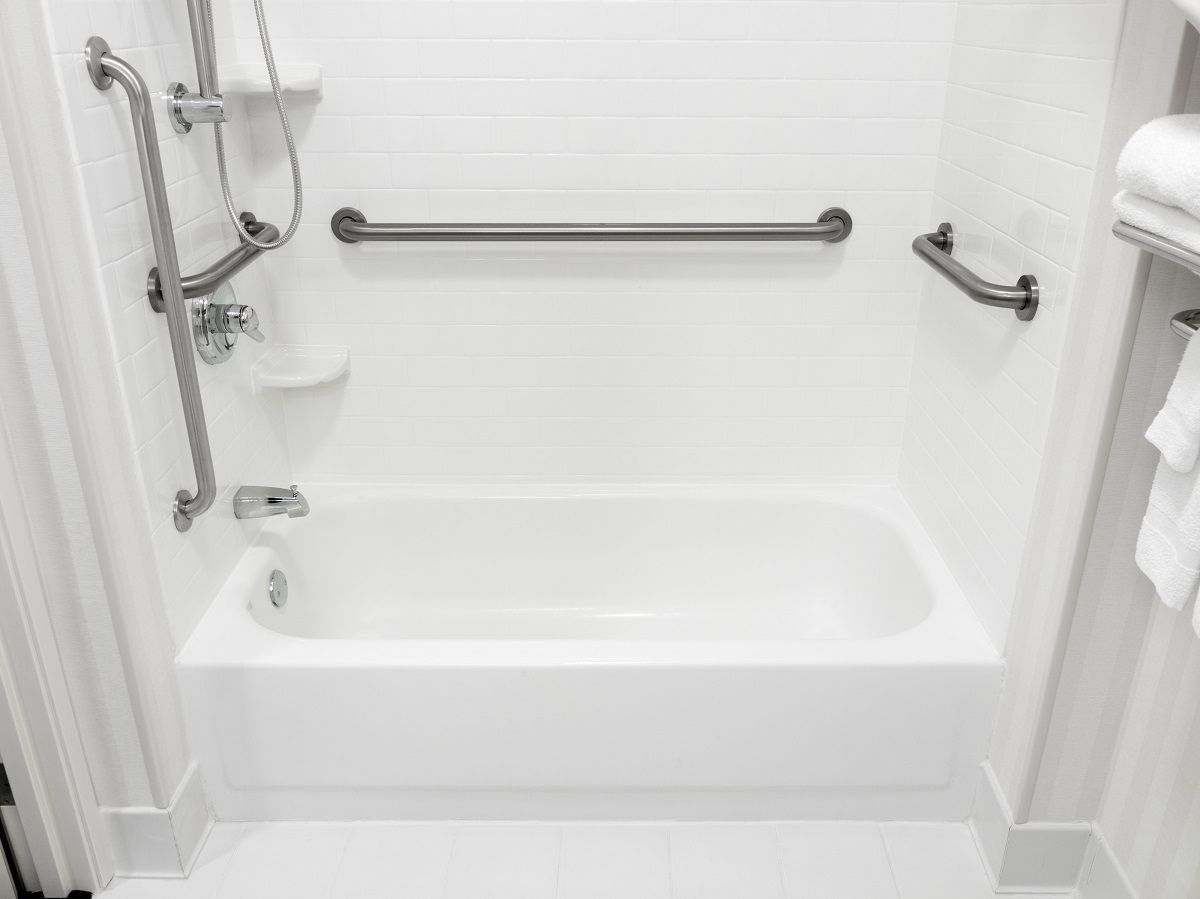 Simple Home Modifications A Safe And Independent Life Grab Bars