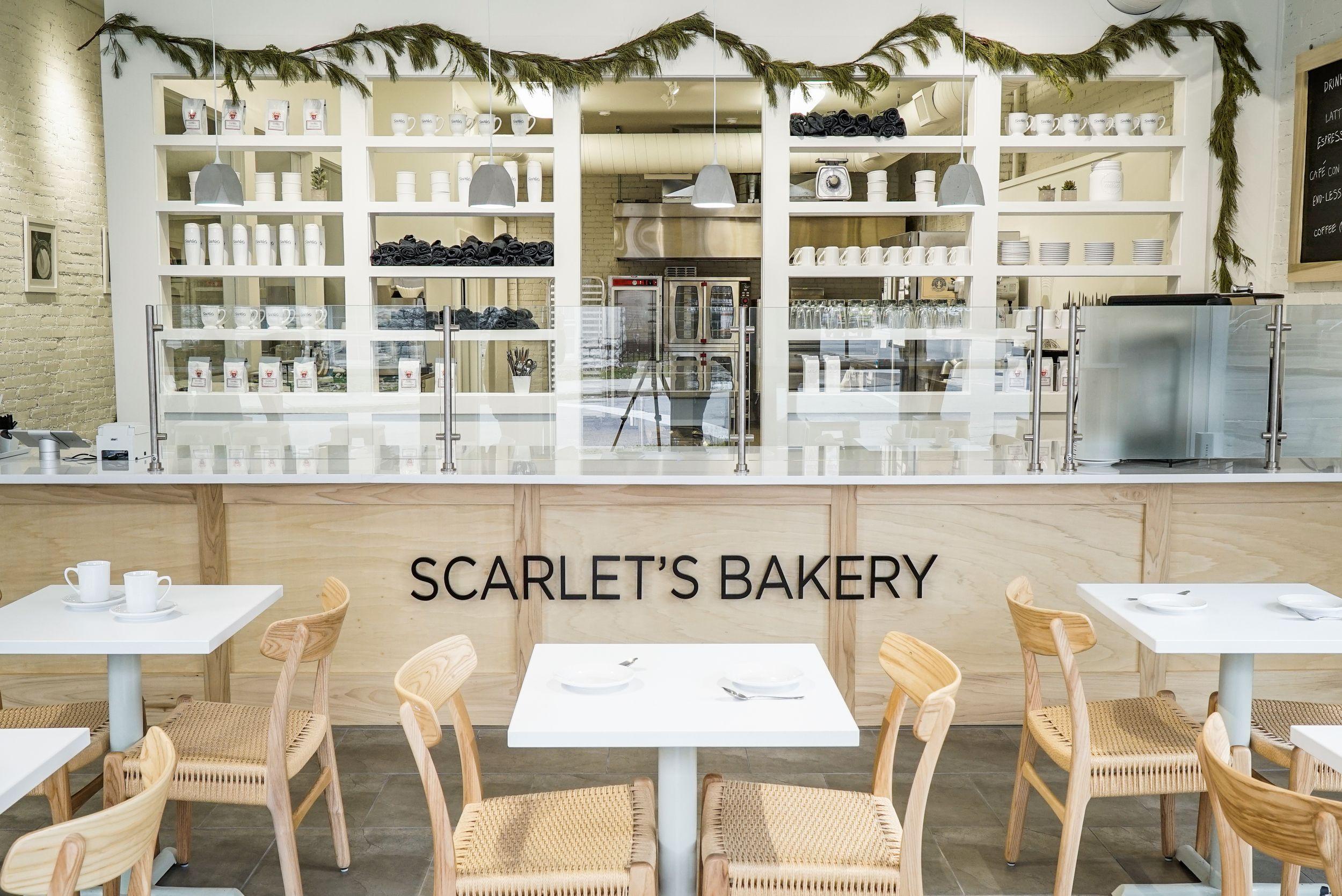 Scarletu0027s Bakery Interior Design By Knot U0026 Company, LLC; Via KNOT And  COMPANY ( · Bakery Interior DesignLouisville KentuckyScarletBakeriesKnots