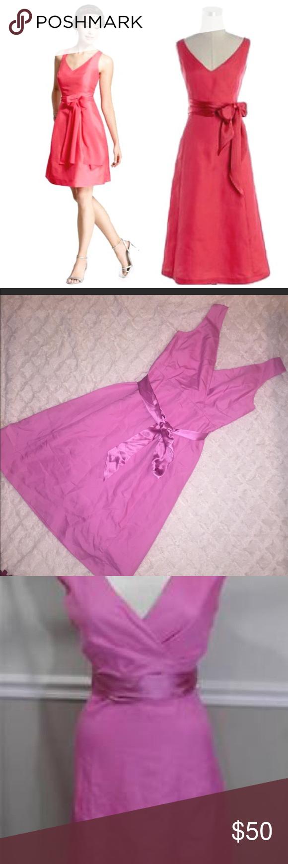 Excelente Vestidos De Dama Jcrew Foto - Colección del Vestido de la ...