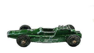Vintage 1950s Tootsietoy Green Indy 500 Race Car 12 Made In Usa Race Cars Indy 500 Racing