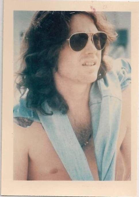 Jim Morrison. My first crush...