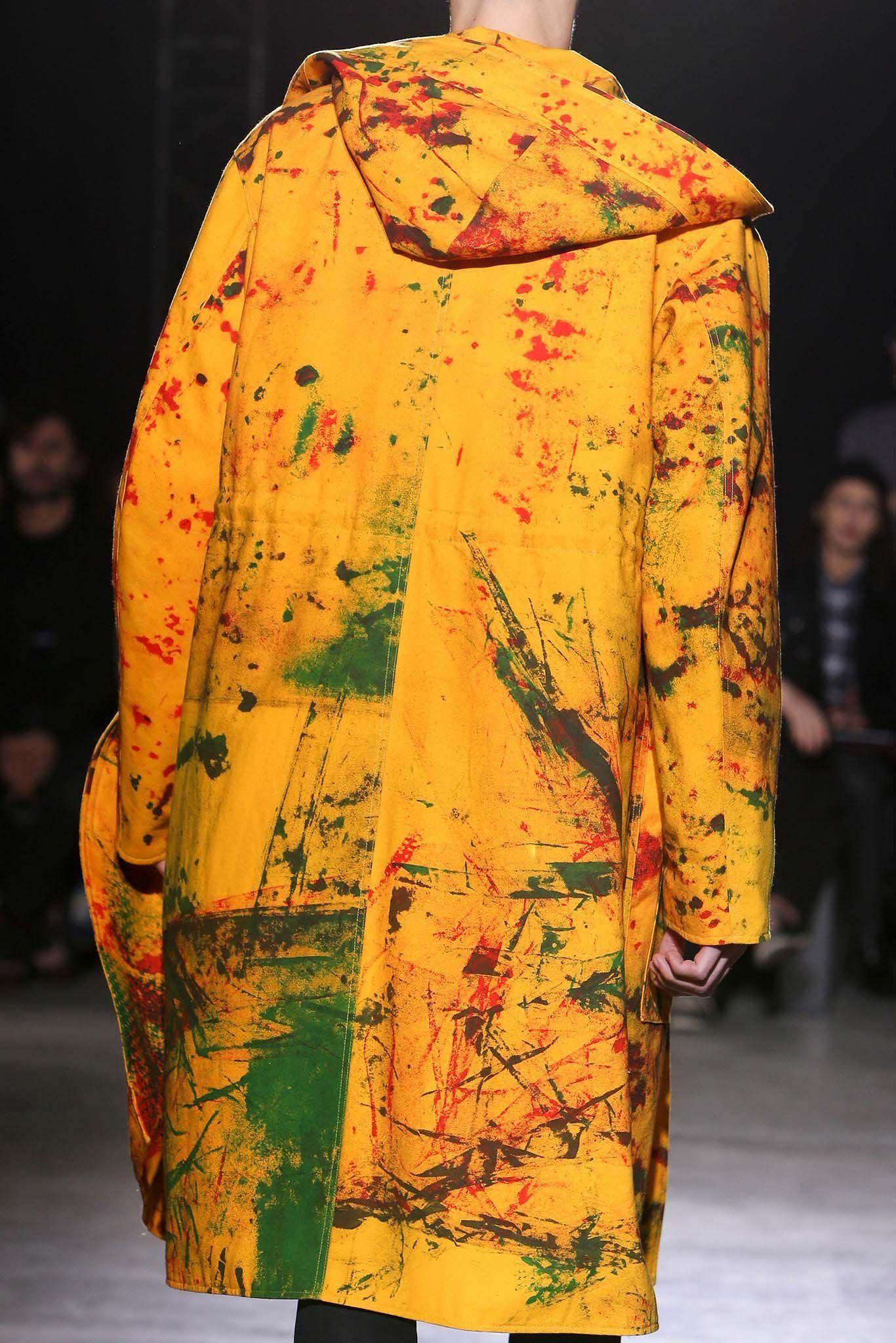 Raf Simons Fall 2014 Menswear