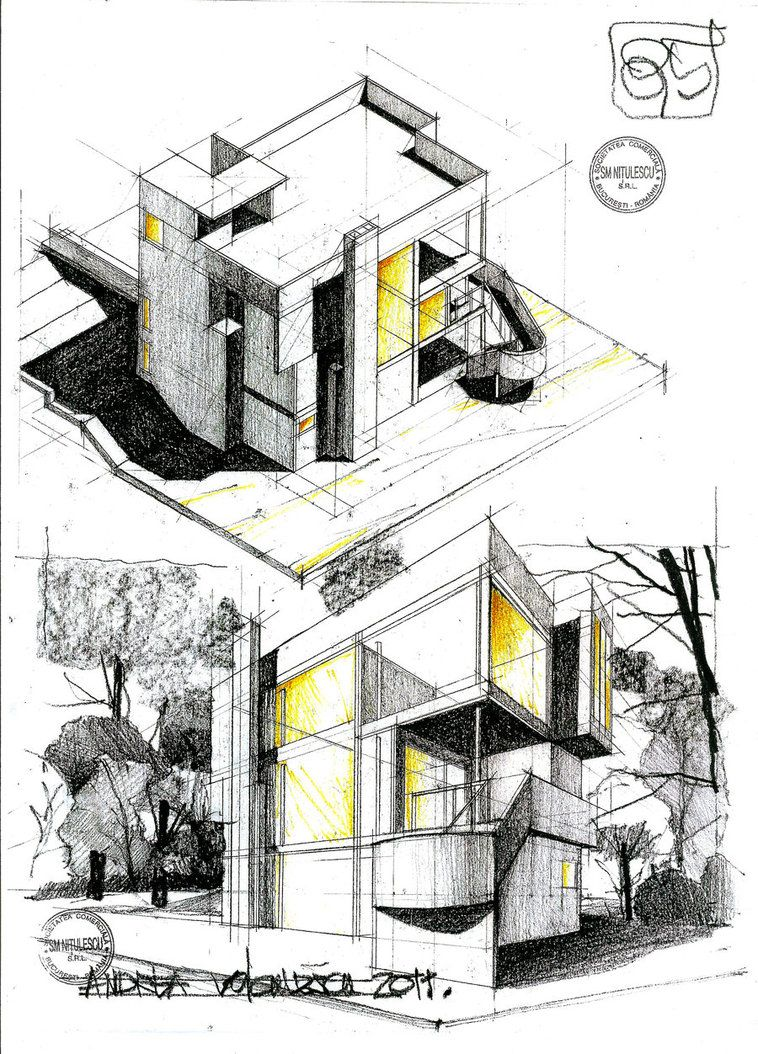 The Smith House Achitect: Richard Meier Location: Darien