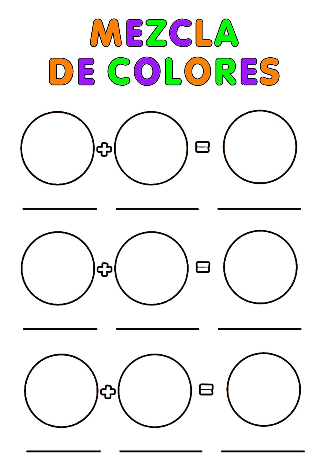 colores primarios 01 … | Maestra …