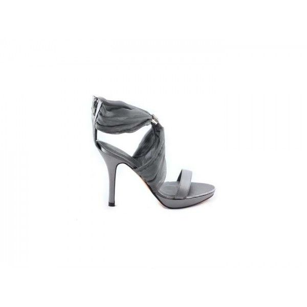 PAULA SOLER Woman Sandals - za121019_gris
