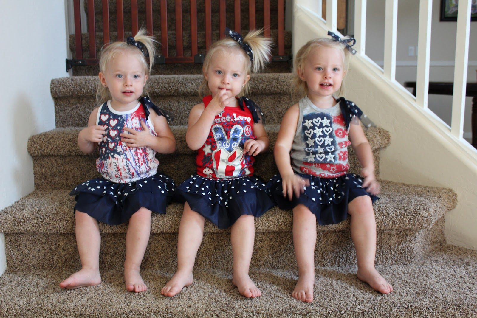 Ohio identical triplets of different sex