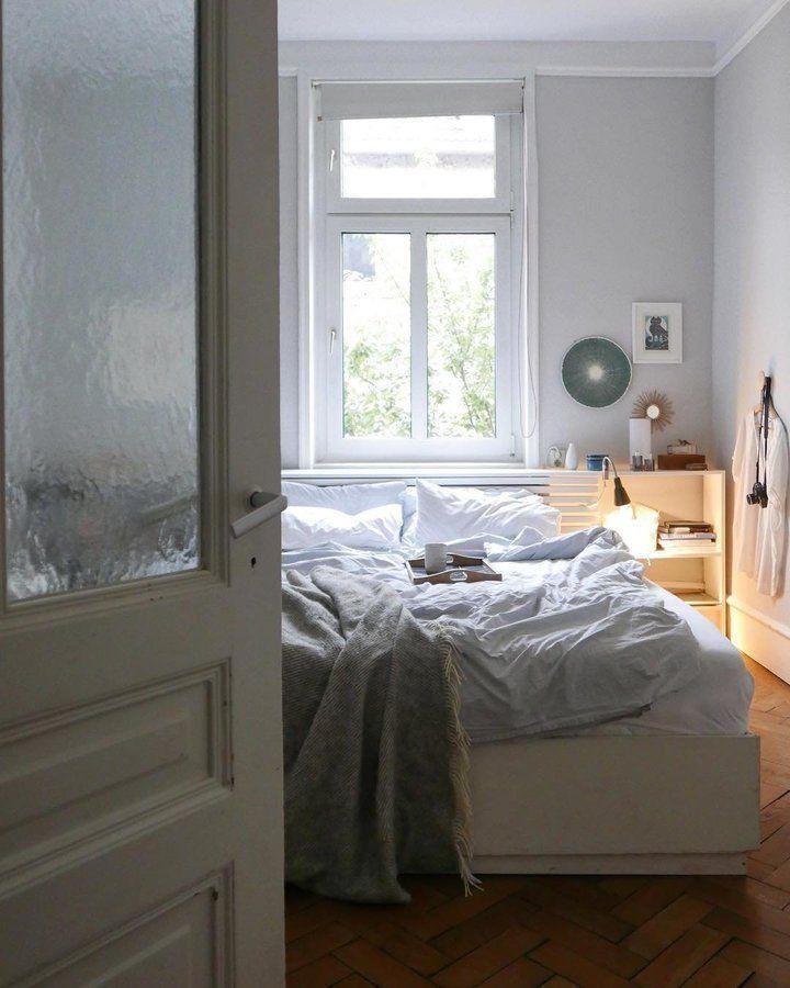 also, das eigene Bett #Schlafzimmer Pinterest