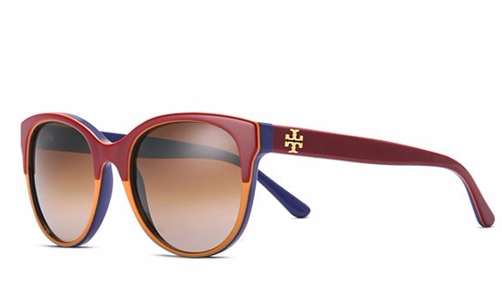 Tory Burch brown sunglasses