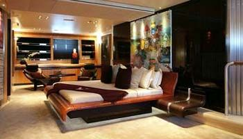 At This Size The Super Yacht Offers All The Space Grace And