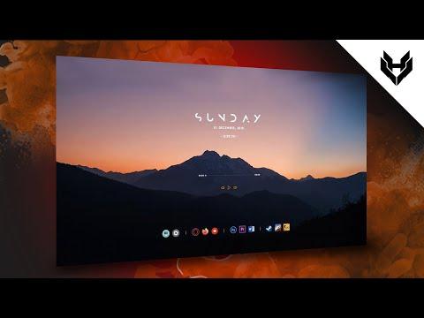16 Make Windows Look Better Elegant Clean Look 2020 Easy Windows 10 Customization Youtube Windows 10 Desktop Setup Windows Software