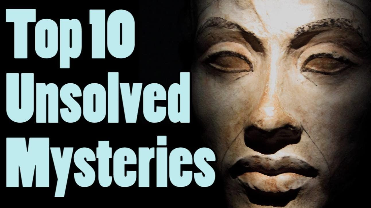 10 unsolved mysteries of antiquity