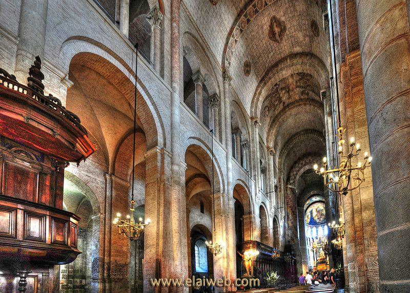Basilique St. Sernin, Toulouse, France