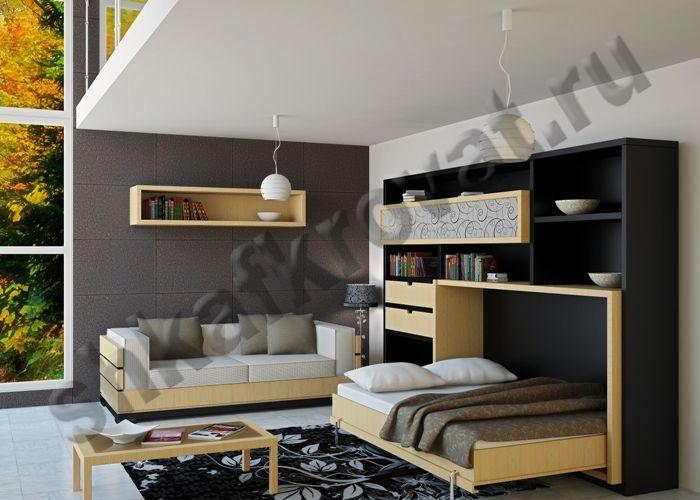 фотографии подъемных кроватей | Кровати, Идеи для ...