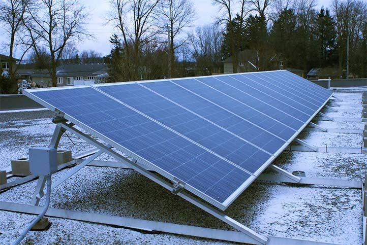 Palmerston Public School Gs10 Custom Solar Power System Solar Power System Solar Roof Solar Panel