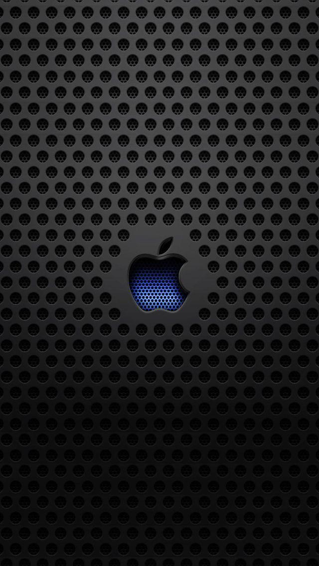 Apple Logo Metal Texture Iphone 5s Wallpaper Download Iphone Wallpapers One Stop Download Apple Wallpaper Apple Iphone Wallpaper Hd Iphone 5s Wallpaper