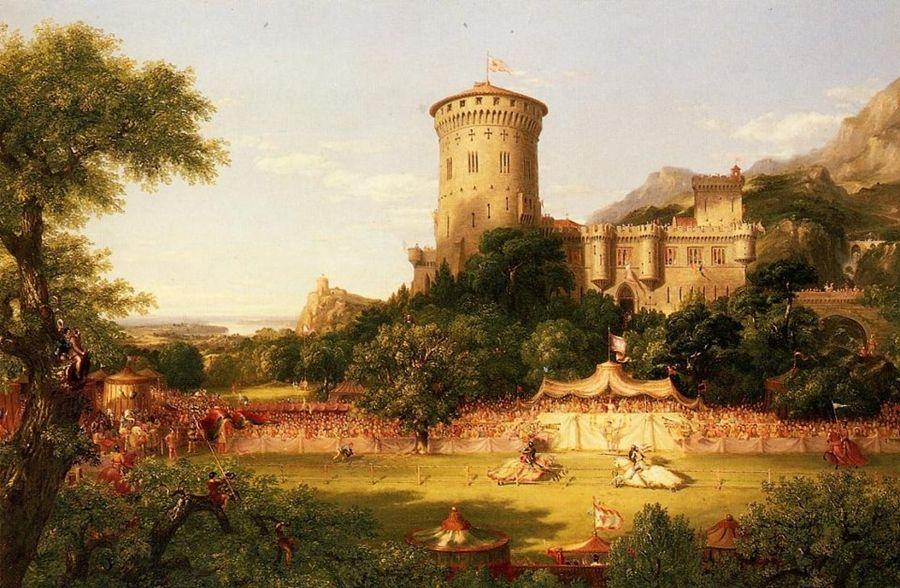 Thomas Cole ~ Founder of the Hudson River School   Tutt'Art@   Pittura * Scultura * Poesia * Musica  