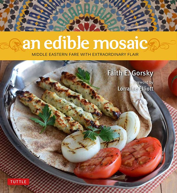 Middle eastern recipes vegan