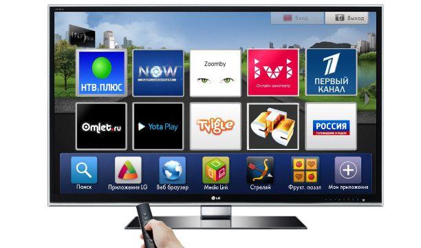 web os lg smart tv приложения скачать